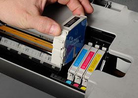 How to Change Inkjet Printer Cartridges