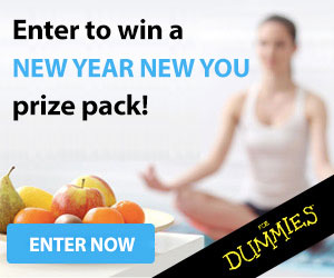 Win a New Year New You Prize Pack! Enter Now