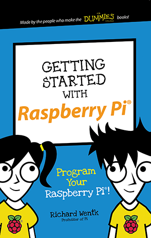 Cover image for Getting Started with Raspberry Pi 1119262666