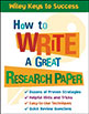 How to Write a Great Research Paper cover