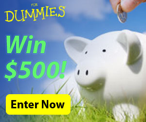 Win $500. Enter Now.