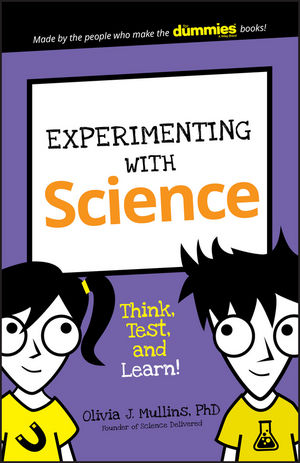 Experimenting with Science (9781119291343) cover image