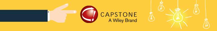 CAPSTONE - be inspired!
