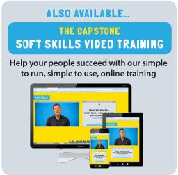Capstone Soft Skills Video Training