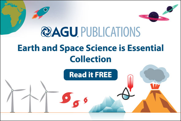 Earth and Space Science is Essential Collection