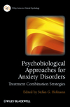 Psychobiological Approaches for Anxiety Disorders: Treatment Combination Strategies (0470971800) cover image