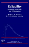 Reliability: Modeling, Prediction, and Optimization (0471184500) cover image