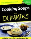 Cooking Soups For Dummies (1118069900) cover image