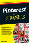 Pinterest For Dummies (1118328000) cover image