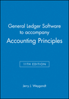 General Ledger Software to accompany Accounting Principles, 11e (1118342100) cover image