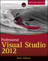 Professional Visual Studio 2012 (1118463900) cover image