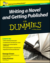 Writing a Novel and Getting Published For Dummies UK, 2nd Edition (1118910400) cover image