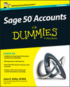 Sage 50 Accounts For Dummies, 3rd UK Edition