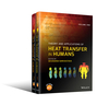 thumbnail image: Theory and Applications of Heat Transfer in Humans, 2 Volume Set