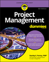 Project Management For Dummies, 5th Edition (1119348900) cover image