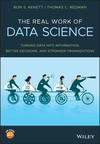 thumbnail image: The Real Work of Data Science: Turning data into information, better decisions, and stronger organizations