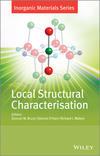 Local Structural Characterisation: Inorganic Materials Series (1119953200) cover image