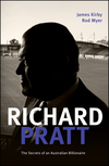 Richard Pratt: One Out of the Box: The Secrets of an Australian Billionaire (1742169600) cover image