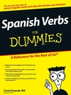 Spanish Verbs For Dummies (0470038101) cover image