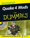 Quake 4 Mods For Dummies (0470072601) cover image
