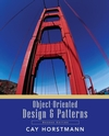 Object-Oriented Design and Patterns, 2nd Edition (0470288701) cover image