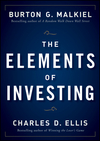 The Elements of Investing (0470585501) cover image
