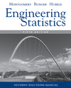 Student Solutions Manual Engineering Statistics, 5e (0470905301) cover image