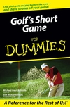 Golf's Short Game For Dummies (0764569201) cover image