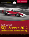 Professional SQL Server 2012 Internals and Troubleshooting (1118227301) cover image
