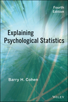 Explaining Psychological Statistics, 4th Edition (1118436601) cover image