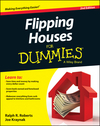 Flipping Houses For Dummies, 2nd Edition (1118801601) cover image