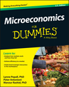 Microeconomics For Dummies, USA Edition (1119184401) cover image