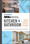 NKBA Kitchen and Bathroom Planning Guidelines with Access Standards, 2nd Edition (1119216001) cover image
