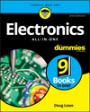 Electronics All-in-One For Dummies, 2nd Edition (1119320801) cover image
