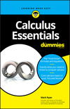 Calculus Essentials For Dummies (1119591201) cover image