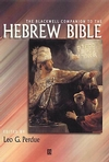 The Blackwell Companion to the Hebrew Bible (1405127201) cover image