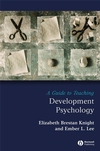 A Guide to Teaching Development Psychology (1405157801) cover image