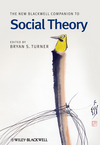 The New Blackwell Companion to Social Theory (1405169001) cover image