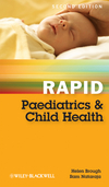 Rapid Paediatrics and Child Health, 2nd Edition (1405193301) cover image