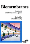 Biomembranes, Volume 3, Biomembranes: Structural and Functional Aspects (3527616101) cover image
