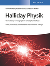 Halliday Physik, 3. Auflage (3527812601) cover image