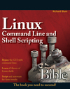 Linux Command Line and Shell Scripting Bible (0470386002) cover image