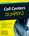 Call Centers For Dummies, 2nd Edition (0470678402) cover image