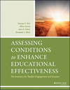 Assessing Conditions to Enhance Educational Effectiveness: The Inventory for Student Engagement and Success (0787982202) cover image