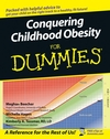 Conquering Childhood Obesity For Dummies (1118068602) cover image