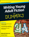 Writing Young Adult Fiction For Dummies (1118092902) cover image
