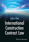 International Construction Contract Law (1118717902) cover image