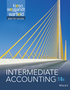 Intermediate Accounting, 16th Edition (1118743202) cover image