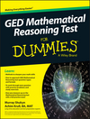 GED Mathematical Reasoning Test For Dummies (1119030102) cover image