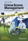 thumbnail image: Crime Scene Management: Scene Specific Methods, 2nd Edition